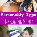 Personality Type and Managing Money