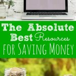 The Absolute Best Resources for Saving Money