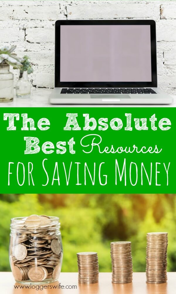 With so many different things out there, it's had to know what are the best resources for saving money. I have taken the work out for you and made a list of the absolute BEST apps, books, courses, and websites!
