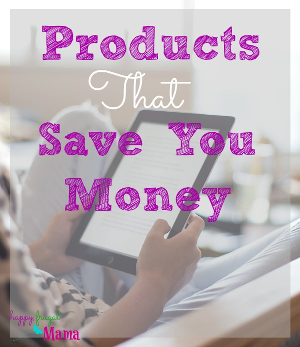 It can sometimes be hard to not just buy everything out there. I mean, there is so much cool stuff! What if I told you there are products that save money? It's true! Click to find out which products you should buy to save you money.